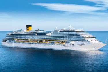 Costa cruises diadema for Deckplan costa diadema